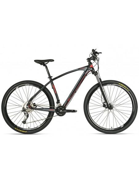 Bicicleta 29 MTB Rocker II Acera 18V (2x9) Freio Hidráulico - Elleven
