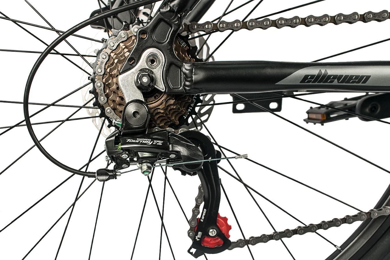 Bicicleta 29 Alumínio MTB 21v Gear disco - Elleven