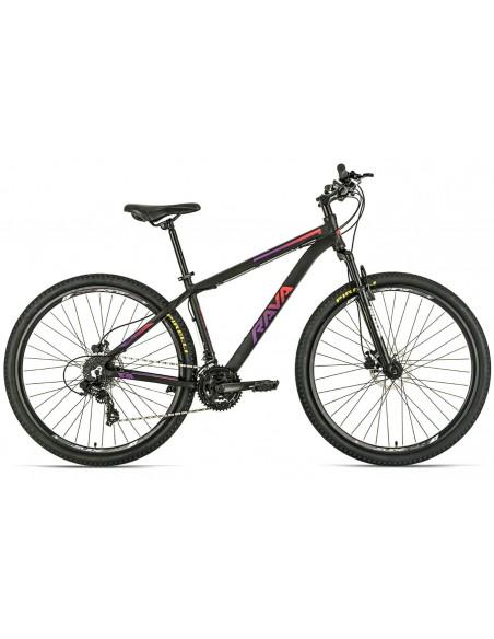 "Bicicleta 29"" Shimano 24V Pressure freio hidráulico Rava"
