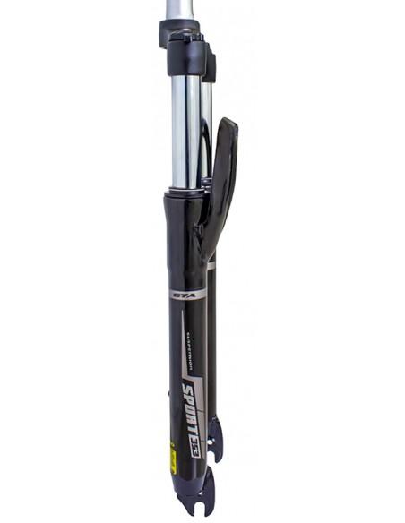 Garfo 29 Suspensão AHS 28,6 mm com trava, para freio a disco - GTA