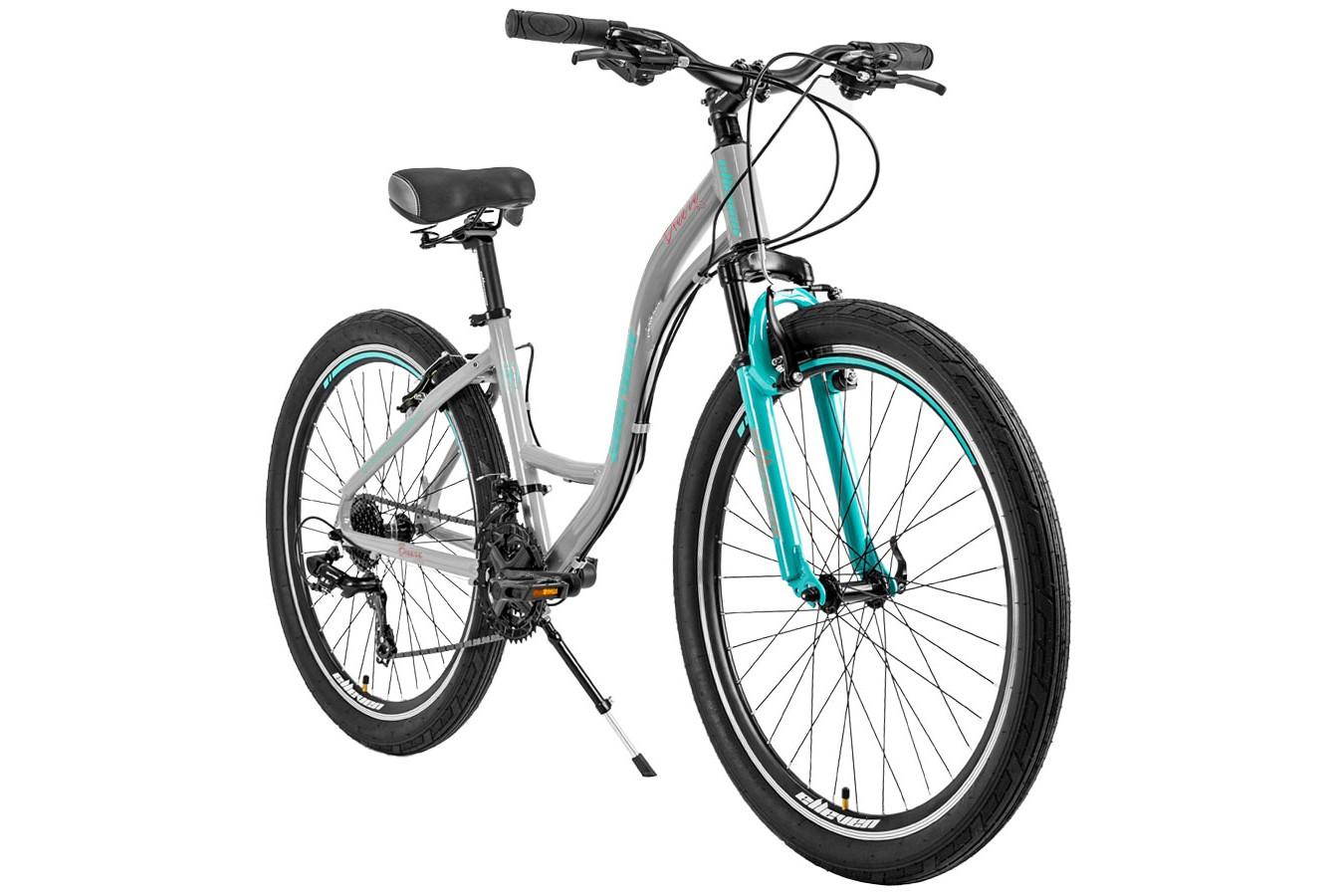 """Bicicleta 26"""" Breeze 21v Shimano - Elleven"""