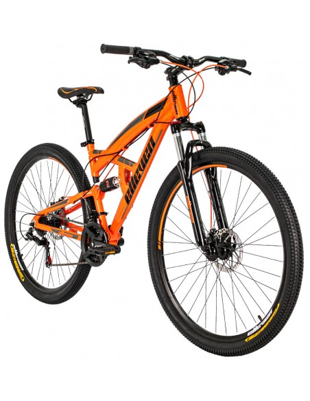 "Bicicleta 29"" Full Suspension 21v Bump - Elleven"