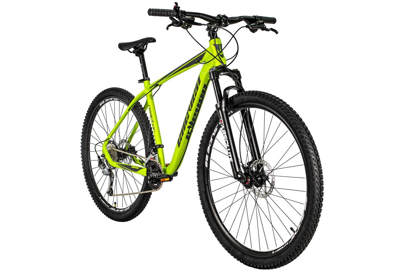 """Bicicleta 29"""" Reactor 18v (2x9) Shimano Altus/Acera Freio a Disco Hidráulico - Elleven"""