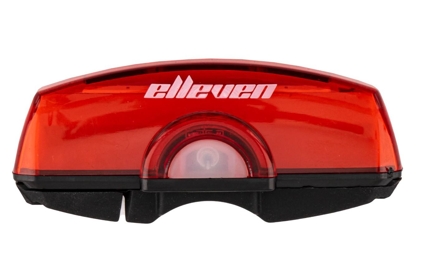 Vista Light Traseiro Recarregável com 50 lúmens Elleven