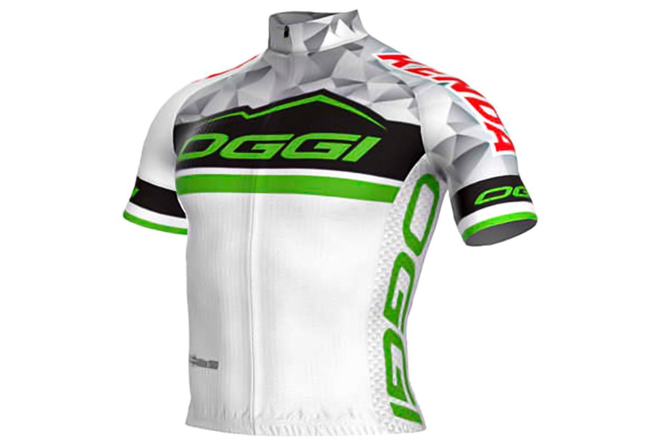 Camisa Ciclismo Elite Team - Oggi