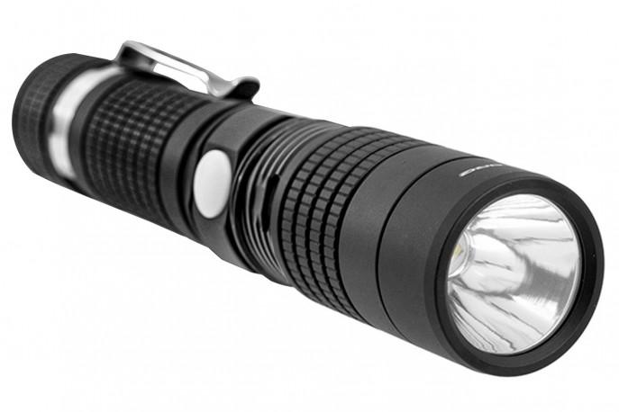 Farol Recarregável 1 LED Cree 900 Lúmens - X-plore
