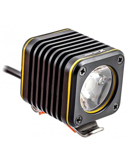 Farol Recarregável 1 LED T6 450 Lúmens - X-plore