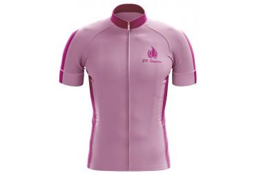 Camisa Ciclista Feminina...