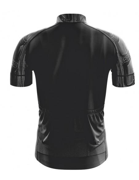 Camisa Ciclista Infantil Batman Modelo 25 - Philip Dilis