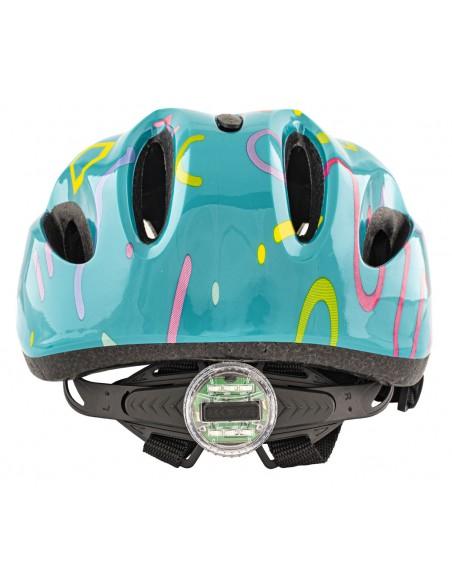 Capacete Ciclista Infantil MTB KIDS New Azul - TSW