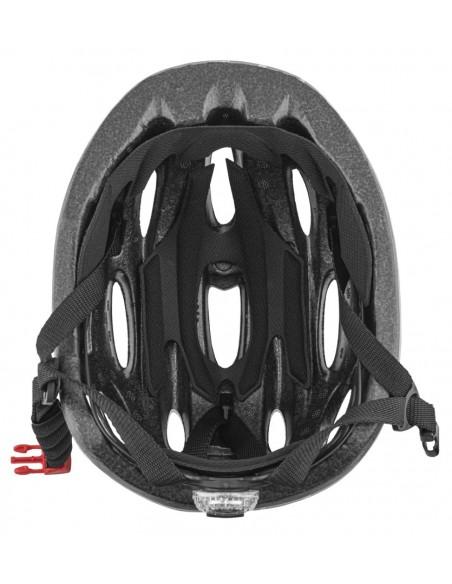 Capacete Ciclista Infantil com LED MTB KIDS New Preto - TSW