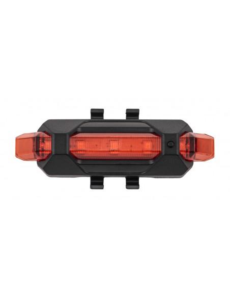 Farol Recarregável USB 350 lm + Vista light recarregável 8 lm - Elleven