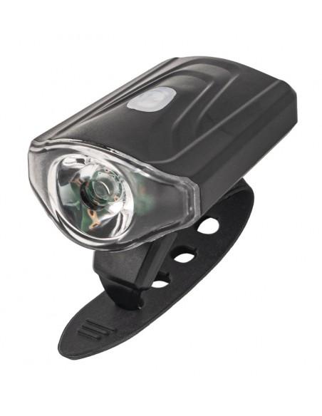 Farol Recarregável USB 50 lm 1 Led 0,5 watt - Absolute