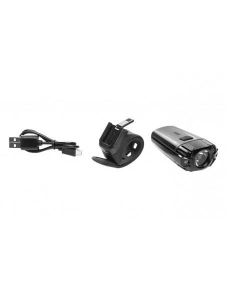 Farol Recarregável USB 120 lm 4 Funções - Absolute