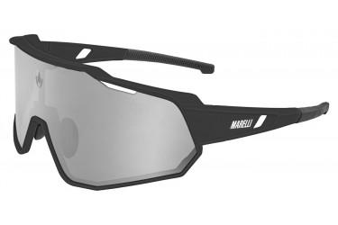 Óculos de ciclismo Veloce 3 lentes preto - Marelli