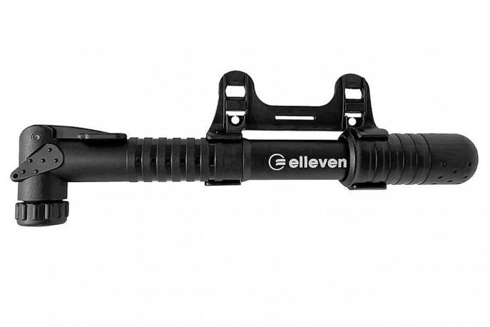 Bomba Ar de Mão Mini Telescópica Plástico/Alumínio - Elleven