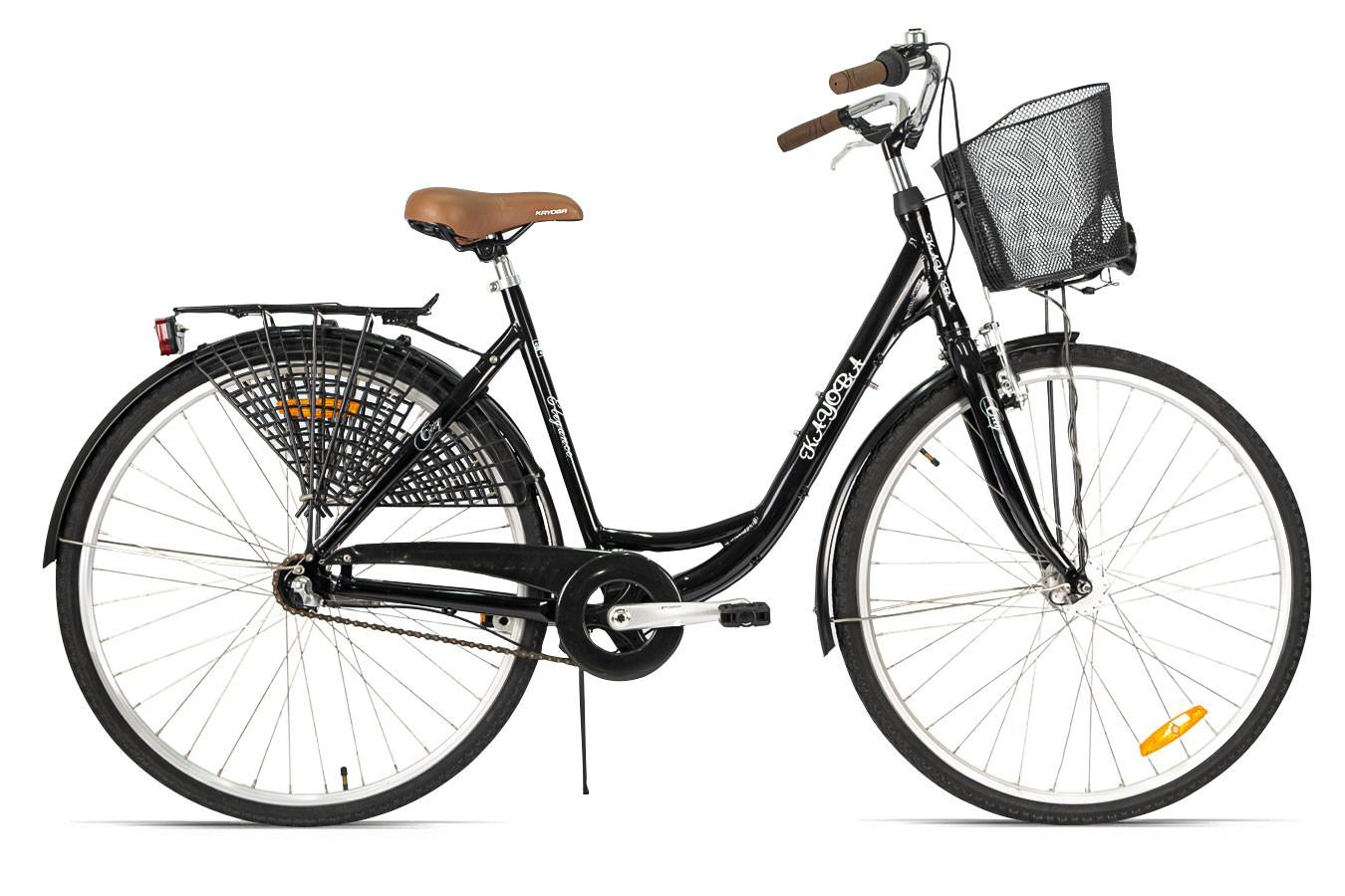 Bicicleta 28 City Ellegance - Kayoba