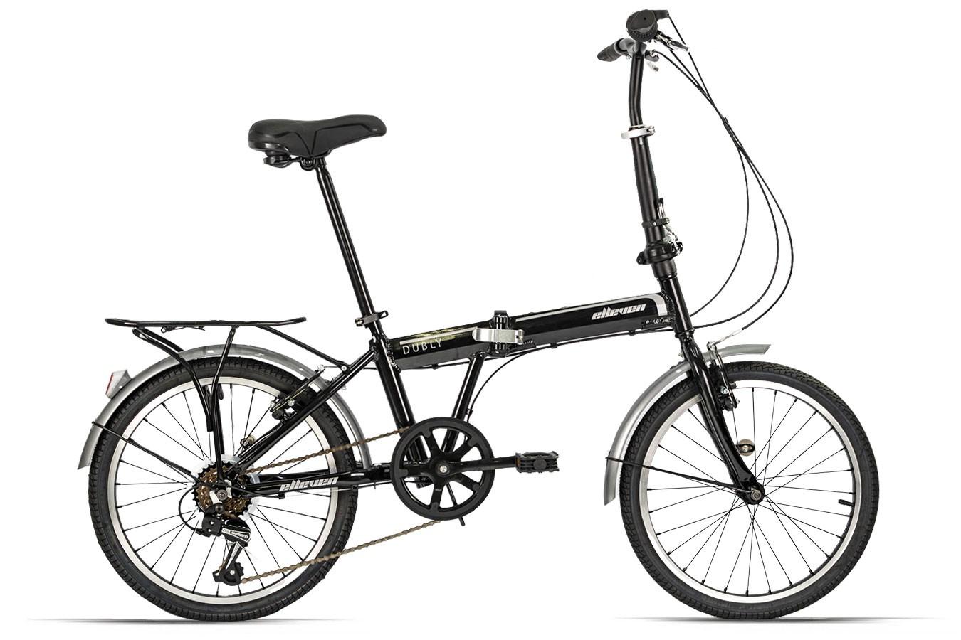 Bicicleta 20 Dobrável Dulby Alumínio 6v VB - Elleven