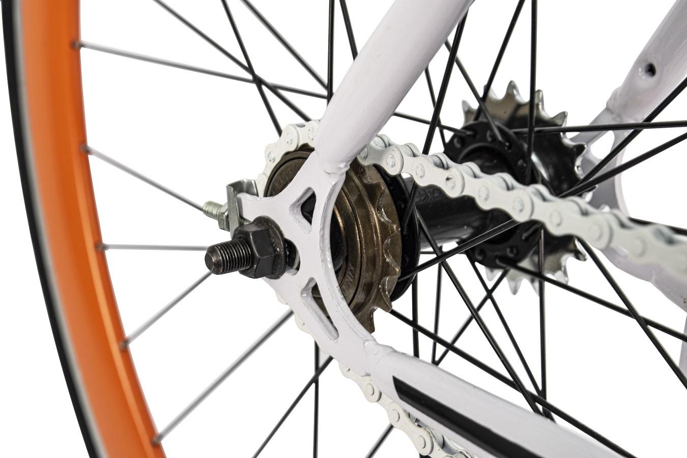 Bicicleta 700 Fixa 52cm - Tetrapode