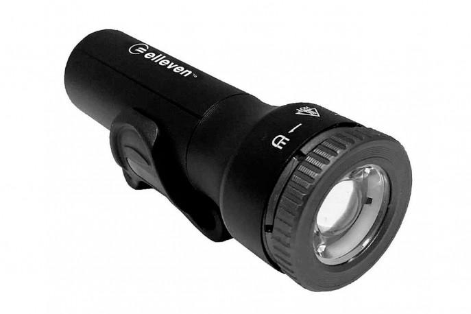 Farol Recarregável USB 1 LED Cree 350 Lúmens - Elleven