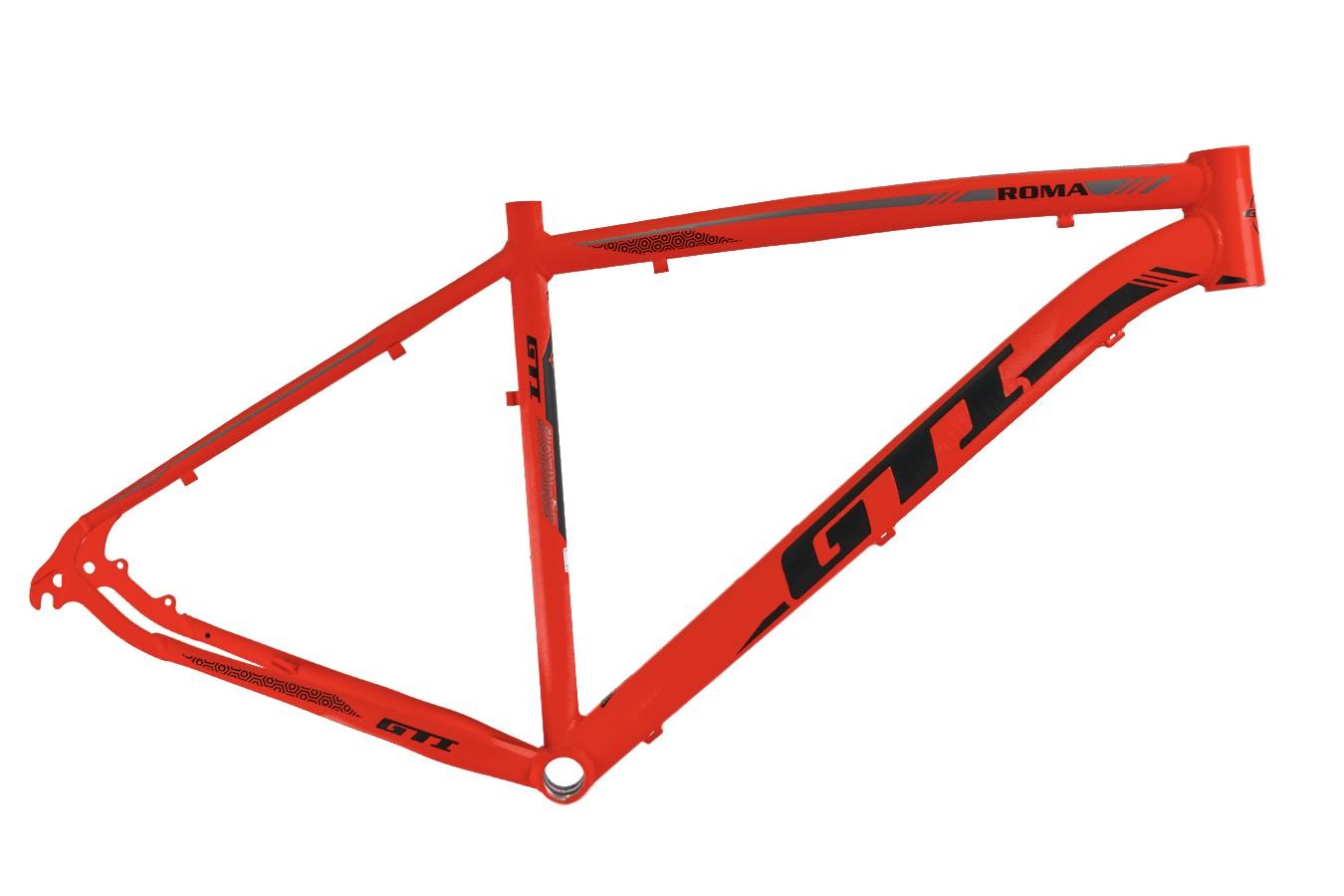 Quadro 29 MTB Roma Vermelho - GTI