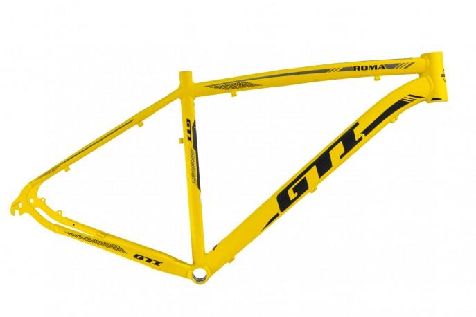 Quadro 29 MTB Roma Amarelo - GTI