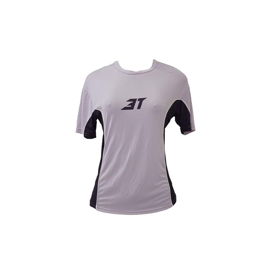 Camiseta baby look feminina 3T