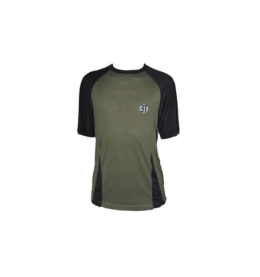 Camisa Dry com recorte frontal 3T