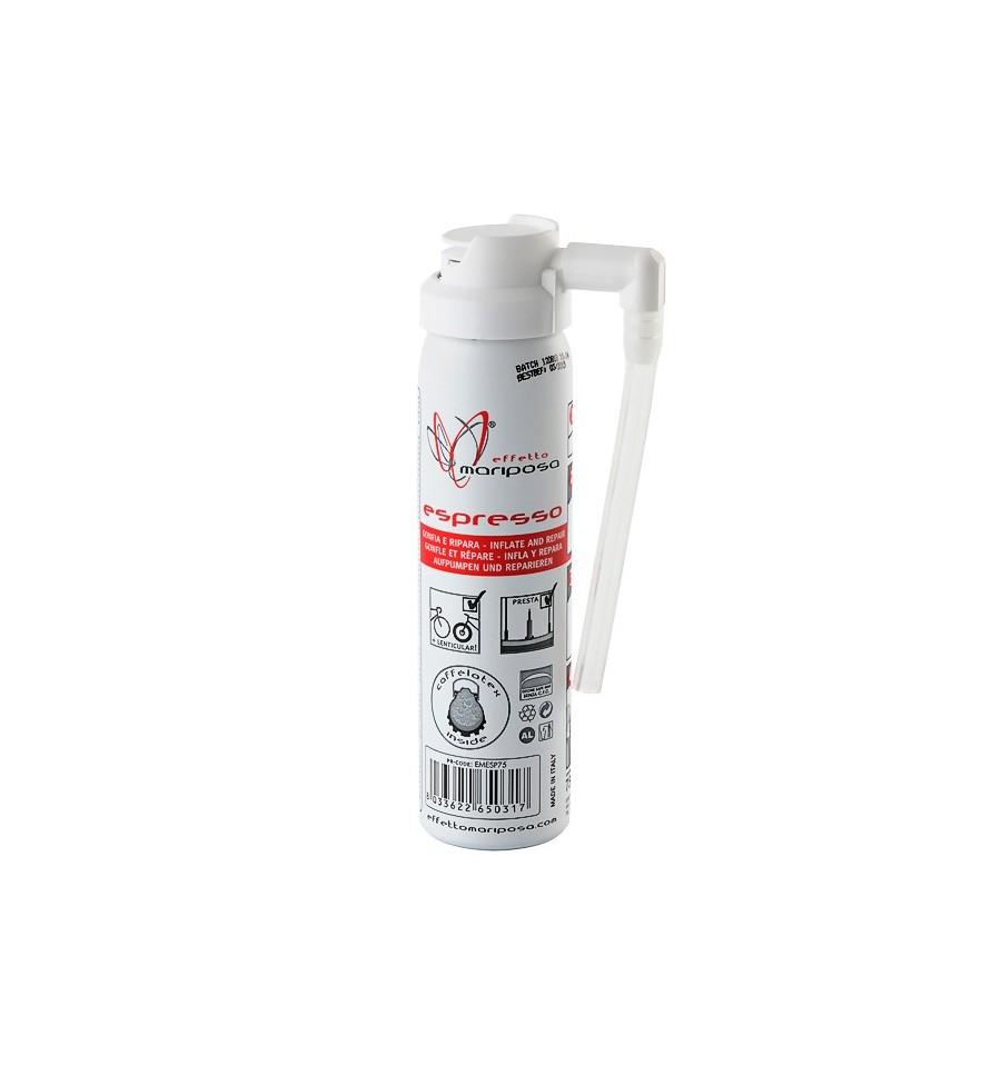 Selante p/pneu tubo 75ml Effetto Mariposa