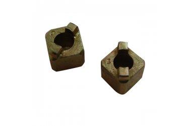 Extrator Roda Livre 2 Pinos (3 peças) Ferbike