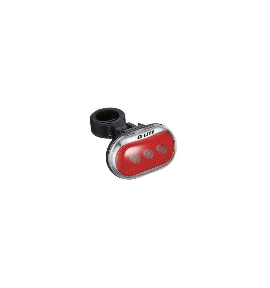 Vista Light Traseiro com 3 Leds QL-231 5F Q-lite