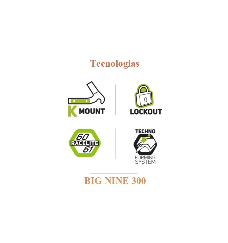 Bicicleta 29 Big Nine 300 - Merida