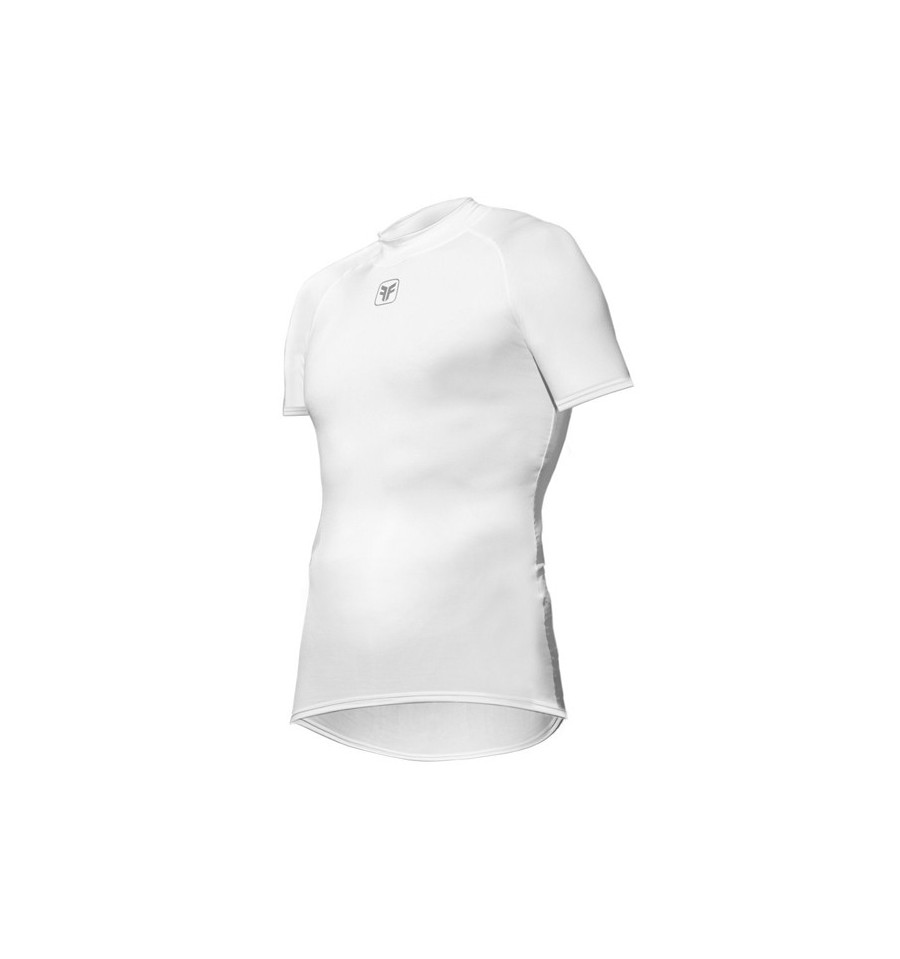 Camiseta de Manga Curta Segunda Pele Skin Fit - Free Force