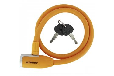 Cadeado com Chave 12x800 Espiral - Elleven
