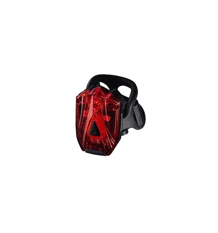 Vista Light Traseira com 3 LEDs USB i260r - Infini