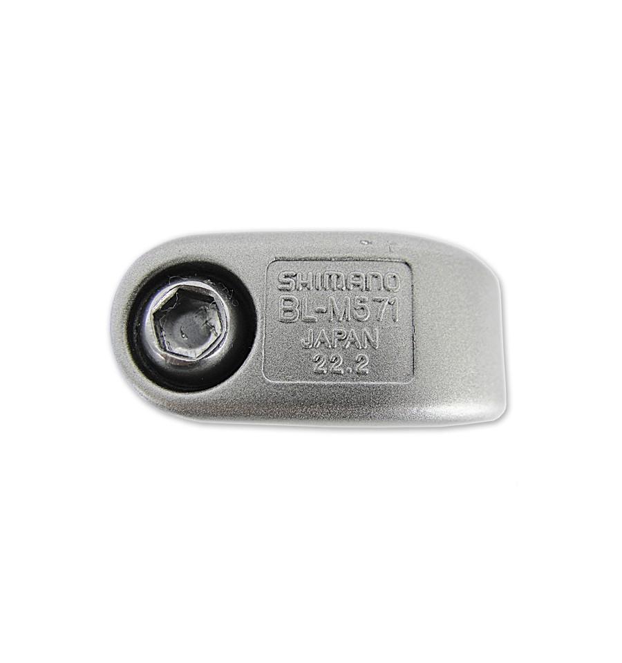 Maçaneta de Alumínio V-Brake Deore LX-M571 - Shimano