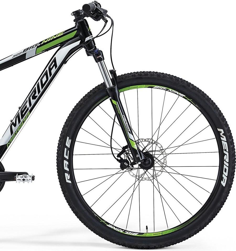 Bicicleta 29 Big Nine 300 2014 - Merida