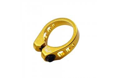 Abraçadeira de Selim Dourada Relic