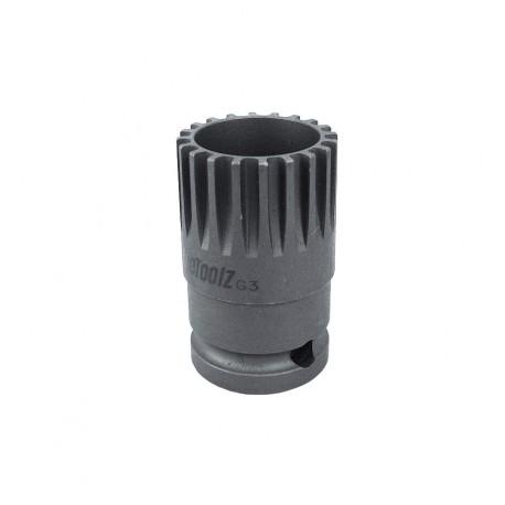 Extrator Movimento Central Selado T.Shimano CNC - Ice Toolz
