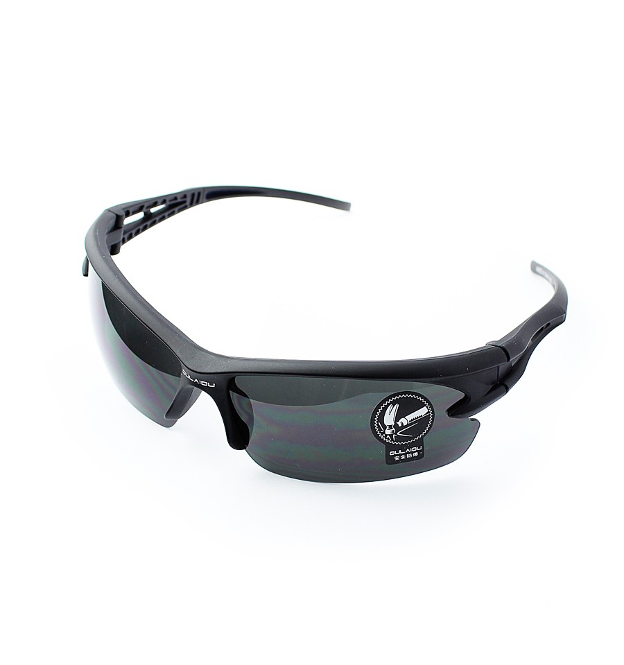 Óculos Ciclista Lente Preta – Oulaiou 9349c75618