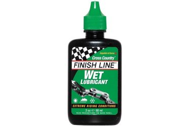 Lubrificante Finish Line p/ corrente Cross Country 60ml