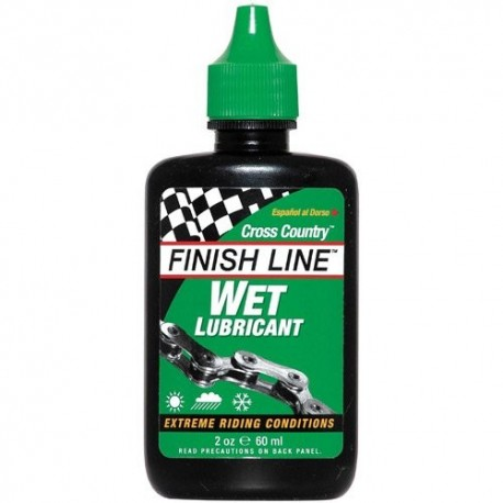 Óleo Lubrificante Cross Country 60ml Finish Line