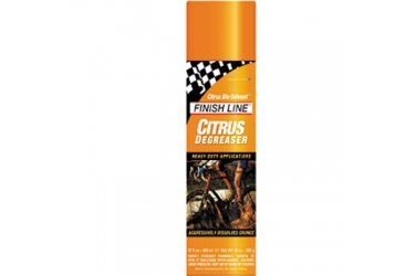 Desengraxante Biosolvente Citrus spray 360ml Finish Line