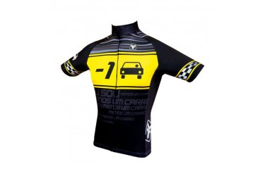 Camisa Ciclista Rush - Free Force