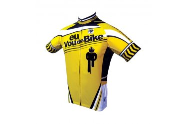 Camisa Ciclista Trafic - Free Force