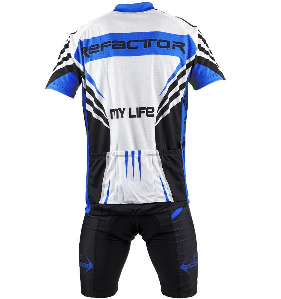 Conjunto Ciclista Slim - Refactor