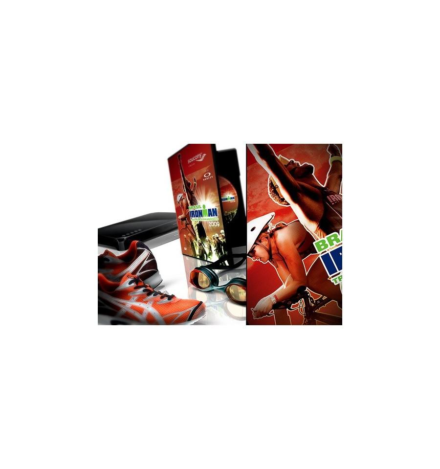 DVD Ironman Brasil 2009