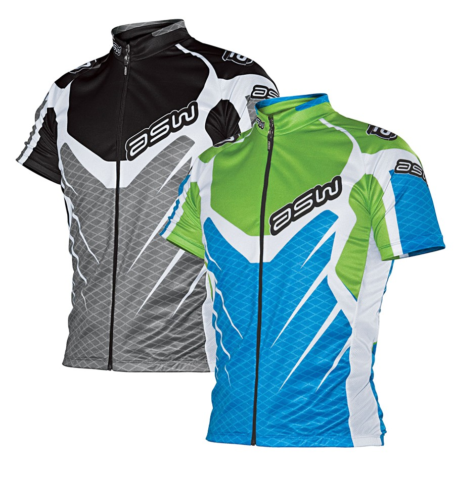 Camisa Ciclista Active - ASW