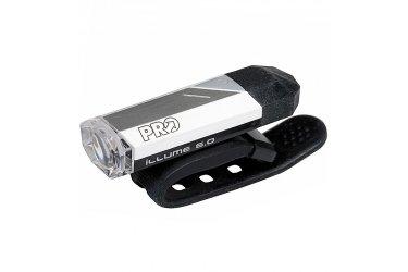 Farol Led Illume 6.0 Recarregável USB Shimano PRO