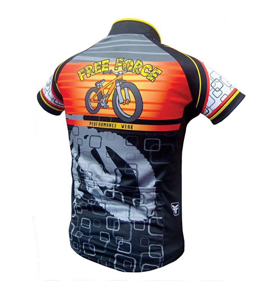 Camisa Ciclista Infantil Dream - Free Force